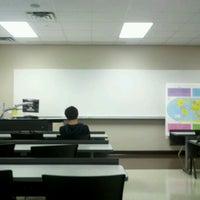Photo taken at HCC Southeast College Felix Fraga Campus by gustavo b. on 8/27/2012