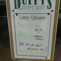 Photo taken at Duffy's Sports Grill by Joshua B. on 4/13/2012