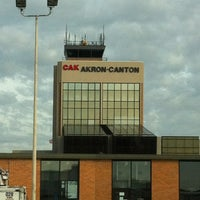 Photo taken at Akron-Canton Airport (CAK) by Bryan M. on 11/26/2011