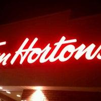 Tim hortons coffee shop photo taken at tim hortons by julie h on 1032011 platinumwayz