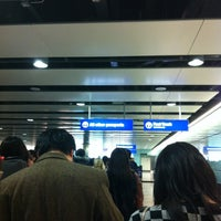 Photo taken at Security/Passport Control - T3 by Soo on 1/9/2012