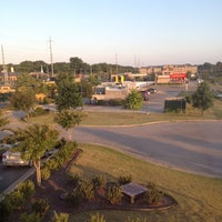 Photo taken at Comfort Suites by Brett B. on 6/18/2012