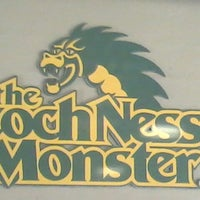 Photo taken at Loch Ness Monster - Busch Gardens by James H. on 7/12/2012