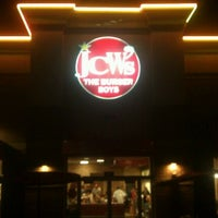 Photo taken at JCW's The Burger Boys by Nathan H. on 10/1/2011