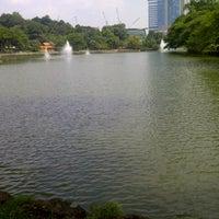Photo taken at Perdana Botanical Garden by BudakYus R. on 9/1/2012