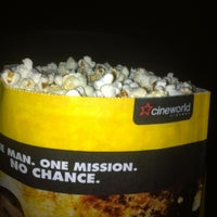 Photo taken at Cineworld by David W. on 1/6/2012