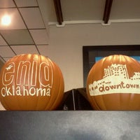 Photo taken at Enid City Hall Offices by Sheri W. on 10/20/2011