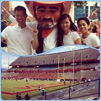Photo taken at Arizona Stadium by Jonine W. on 9/9/2012