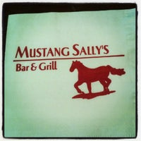 Photo taken at Mustang Sally's by Taryn M. on 7/27/2012