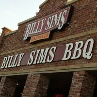 Photo taken at Billy Sims BBQ by Jackson B. on 8/15/2012