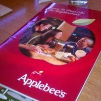 Photo taken at Applebee's Neighborhood Grill & Bar by Toniece J. on 2/14/2012