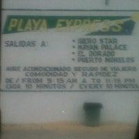 Photo taken at Playa Express by Octavio J. on 12/15/2011
