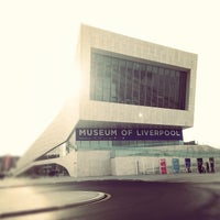 Photo taken at Museum of Liverpool by Elsie L. on 1/28/2012
