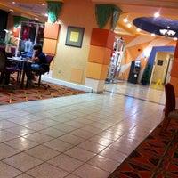 Photo taken at Orlando Vista Hotel by Carolina V. on 1/13/2011