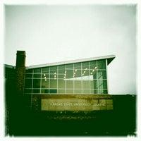 Photo taken at Kansas State University Olathe by Rebecca on 4/26/2011