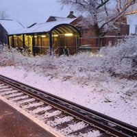 Photo taken at Stoneleigh Railway Station (SNL) by Fred J. on 2/10/2012