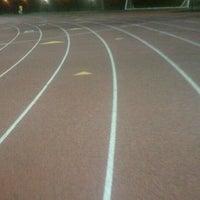 Photo taken at UCLA Drake Track & Field Stadium by Carlos P. on 9/27/2011