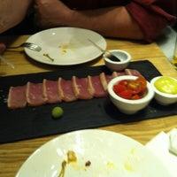 Снимок сделан в La Taberna del Gourmet пользователем Coral R. 1/2/2012
