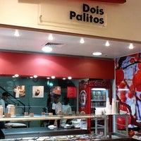 Photo taken at Dois Palitos by RibeirãoShopping on 8/30/2011
