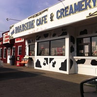 Photo taken at Roadside Cafe and Creamery by Jennifer B. on 9/22/2011