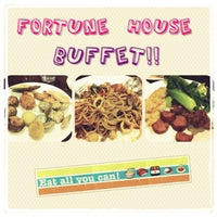 Photo taken at Fortune House Stir Fry & Grill by Sann on 11/5/2011