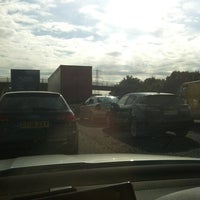 Photo taken at M56 Junction 12 / A557 by Gosia on 7/24/2012