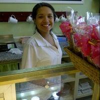 Photo taken at Main Street Bakery & Cafe by Ingrid K. on 12/19/2011