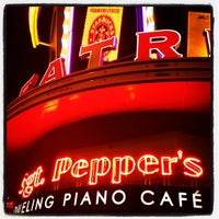 Photo taken at Sgt. Pepper's Dueling Piano Bar by Charles S. on 10/28/2011