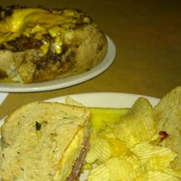 Photo taken at Jason's Deli by Kevin T. on 10/26/2011