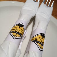 Photo taken at California Pizza Kitchen by Amy H. on 10/22/2011