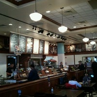 Photo taken at Corner Bakery Cafe by Anna W. on 10/31/2011