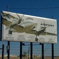 Photo taken at Tradewind Airport by Jennifer H. on 10/14/2011