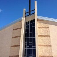 Photo taken at St. Andrew United Methodist Church by Josh B. on 2/25/2012