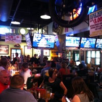 Photo taken at Quaker Steak & Lube® by Dustin Z. on 7/3/2012