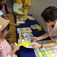 Photo taken at Pokémon Center TOKYO by Tsuyoshi O. on 8/8/2012