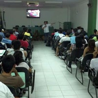 Photo taken at IESAM -  Instituto de Estudos Superiores da Amazônia by Ezyo L. on 4/28/2012
