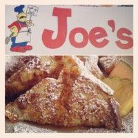 Photo taken at Joe's Diner by Frank V. on 7/4/2012