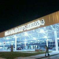 Photo taken at Terminal 1 (TPS1) by Alan A. on 5/22/2012