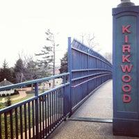 Photo taken at Downtown Kirkwood by John S. on 3/7/2012