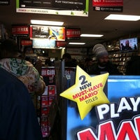 Photo taken at GameStop by Nyjla G. on 12/24/2011