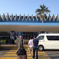 Photo taken at Acapulco International Airport (ACA) by Gerardo A. on 4/9/2012