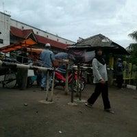 Photo taken at Pasar Pagi Bintara by haris s. on 12/20/2011