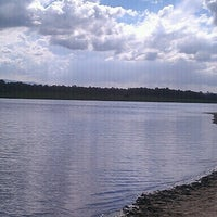 Photo taken at Lago de Guadalupe by Eduardo P. on 7/8/2012