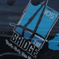 Photo taken at The Bridge at 105.5 by Jessica T. on 3/7/2012