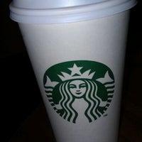 Photo taken at Starbucks by Meghan on 1/21/2012