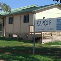 Photo taken at Kapolei High School by Queen B. on 3/20/2012