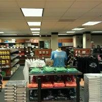 Photo taken at Dalton State College Bookstore by K. Wayne T. on 9/12/2011