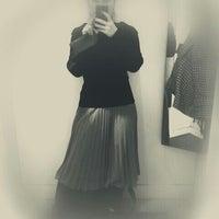 Photo taken at H&M by Galina P. on 12/20/2011