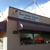 Photo taken at New Indian Cuisine by Jesus R. on 9/14/2011