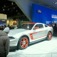 Photo taken at North American International Auto Show 2011 by Thomas M. on 1/17/2011